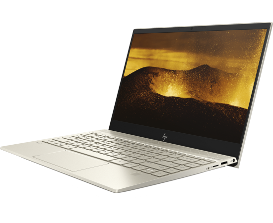 HP ENVY x360 Touch Laptop 2020 Series (11th Gen Core i7, 16GB RAM, 512GB SSD, 13.3 FHD IPS Touch micro edge 400 nits, Windows 10, Office H&S 2019, Backlit, Stylus, 1.32 kg) Pale Gold