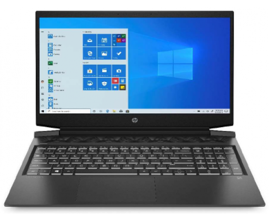 """HP Pavilion 16 Gaming Laptop 2020 Series (10th Gen Core i5-10300H, 8GB RAM, 1TB HDD, 4GB NVIDIA GTX 1650 Graphics, 16.1"""" FHD IPS AG micro-edge 250 nits,Windows 10, Office H&S 2019, Ghost white backlit KB) Shadow Black"""
