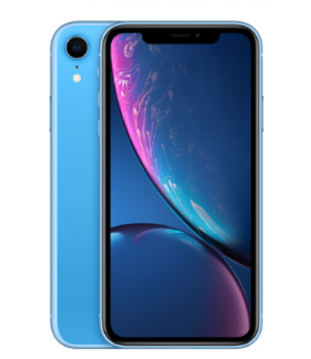 Apple iPhone XR (Blue, 128GB)