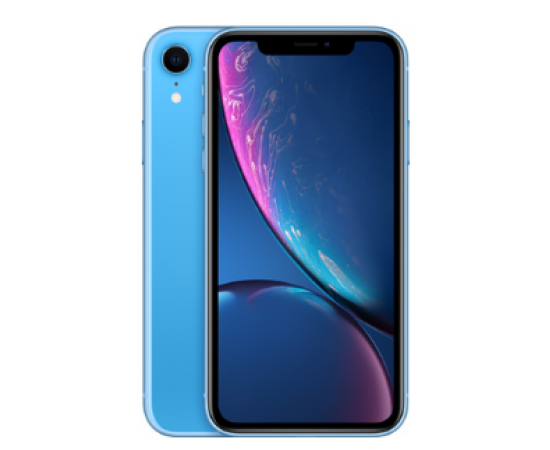 Apple iPhone XR (Blue, 64GB)