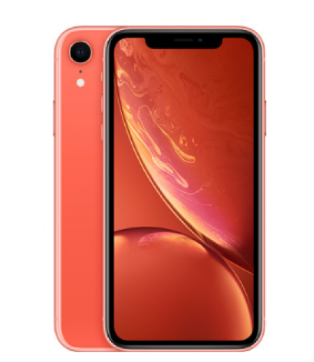 Apple iPhone XR (Coral, 64GB)