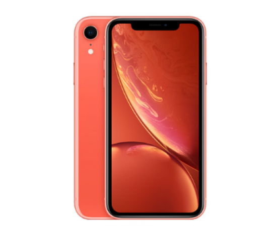 Apple iPhone XR (Coral, 128GB)