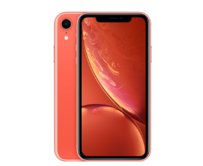 Apple iPhone XR (64GB, Coral)