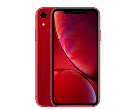 Apple iPhone XR (Red, 64GB)