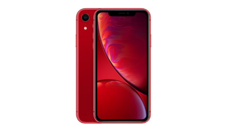iPhone XR 128GB (PRODUCT)RED iPhone XR
