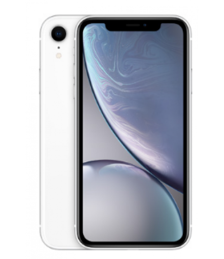 Apple iPhone XR (White, 128GB)