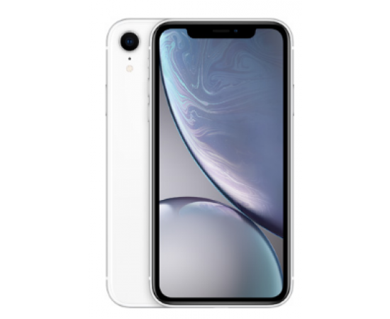 Apple iPhone XR (64GB, White)
