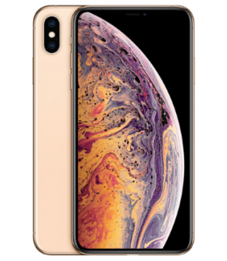 Apple iPhone XS Max (Gold, 64GB)