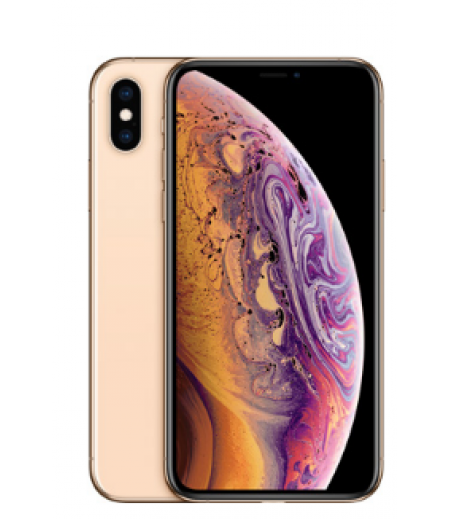 Apple iPhone XS (Gold, 64GB)