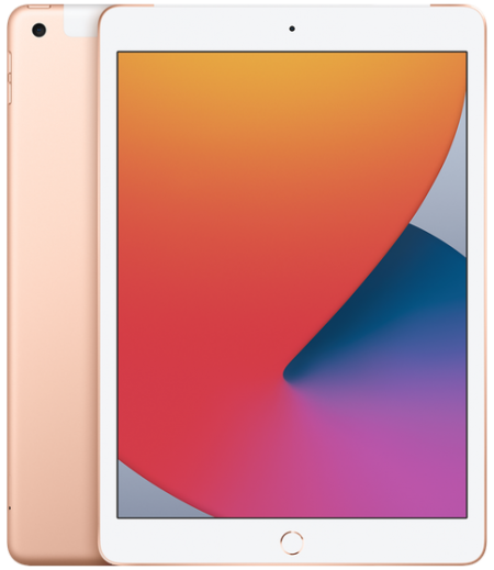 10.2-inch iPad Wi-Fi + Cellular 32GB - Gold
