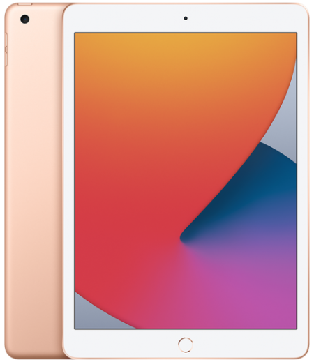 10.2-inch iPad Wi-Fi 128GB - Gold