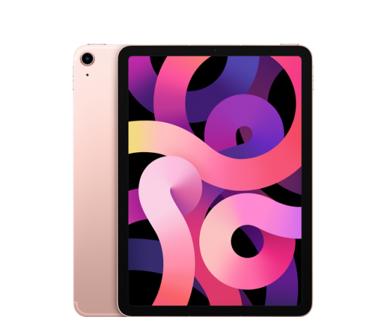 10.9-inch iPad Air Wi-Fi + Cellular 256GB - Rose Gold