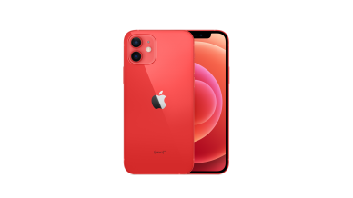 iPhone 12 (256GB) Red
