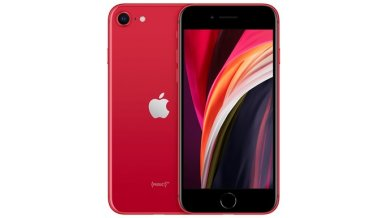 New Apple iPhone SE (128GB, Red)