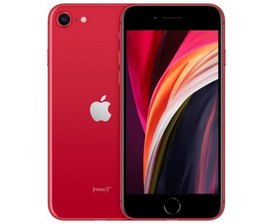New Apple iPhone SE (256GB, Red)