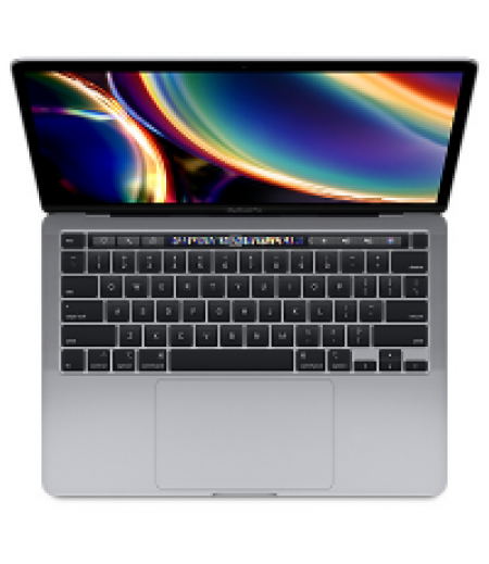 Apple MacBook Pro Laptop (13-inch, Touch Bar, 8th Gen Core i5 @ 1.4GHz quad-core, 8GB RAM, 256GB Storage) - Space Grey
