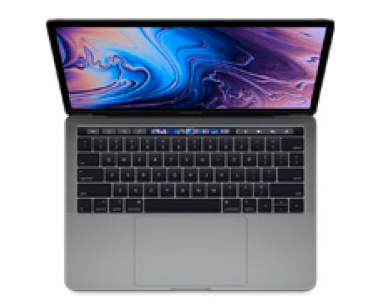 Apple MR9Q2N/A 13.3 inch Laptop (Core i5 2.3GHz 8th Gen/8GB/256GB/Mac OS/Integrated Graphics), Space Grey