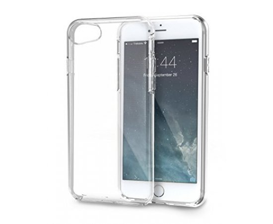 Silicon clear case for iPhone 7