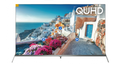 """TCL 65"""" P8S Android QUHD LED TV"""