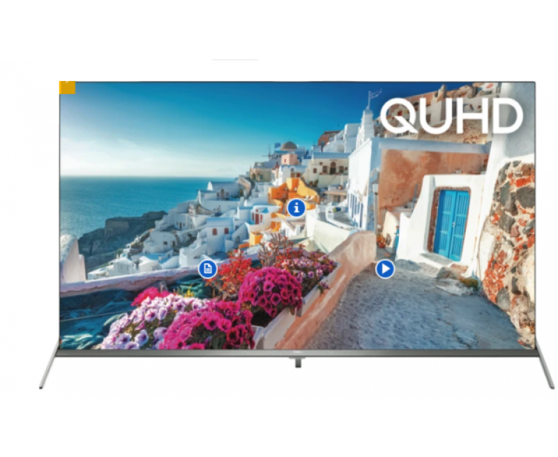 """TCL 65"""" P8S Android QUHD LED TV Television"""