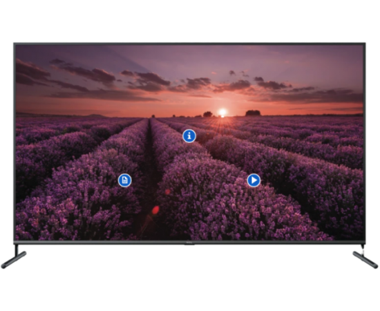 """TCL 85"""" P8 4K UHD Android LED TV"""