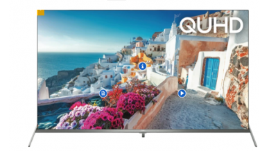 """TCL 55"""" P8S Android QUHD LED TV"""