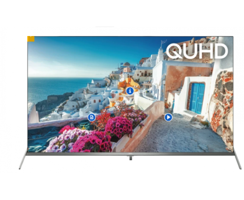 """TCL 55"""" P8S Android QUHD LED TV Television"""