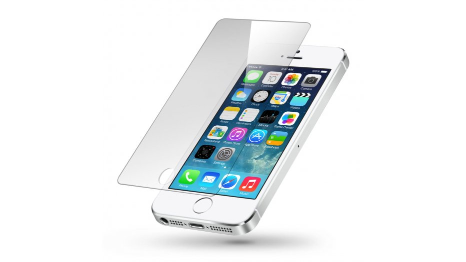 Tempered Glass - iPhone SE / 5s iAccessories