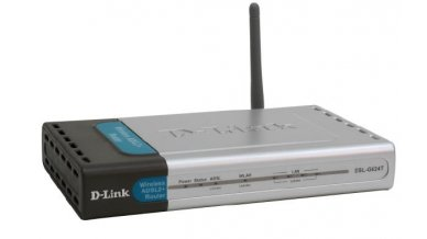 D-Link Wireless N300 ADSL2+ Router