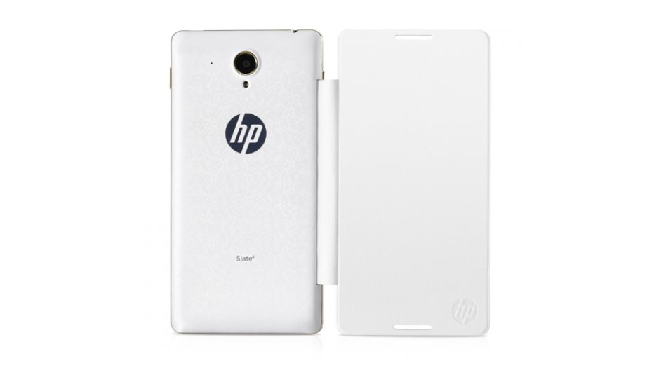 HP Slate 6 Voice Tab Case + Screen Guard Mobile Parts +