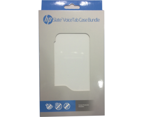 HP Slate 7 Voice Tab Case + Screen Guard