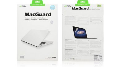 MacGuard Three-in-One Set for MacBook