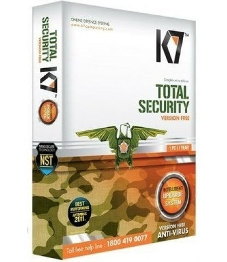 K7 Total Security 3 User