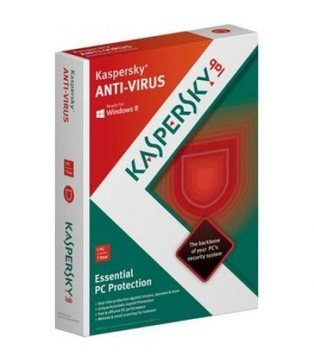 Kaspersky Antivirus 3 User