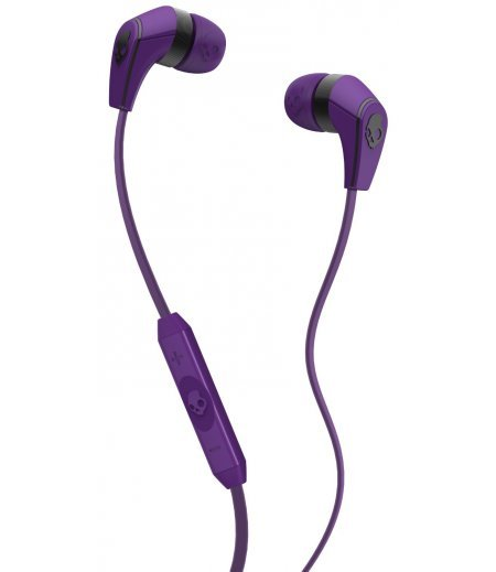 Skullcandy S2FFDM-210 50/50 Supreme Earphone (Athletic Purple)