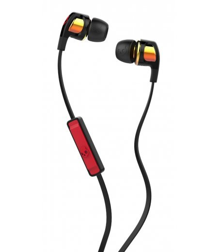 Skullcandy S2PGGY-392 Smokin' Buds 2 with mic (Spaced Out Orange)