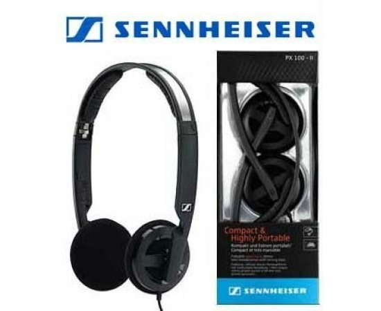 Sennheiser PX 100 II Wired Foldable Headphone
