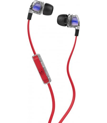 Skullcandy S2PGGY-391 Smokin' Buds 2 with mic (Spaced Black)