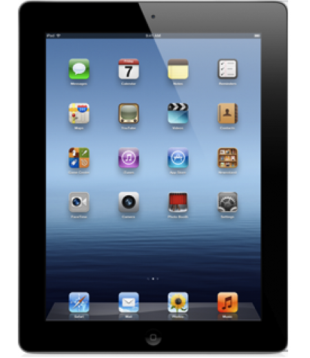 Apple iPad MD330LL/A (64GB, Wi-Fi, White) 3rd Generation