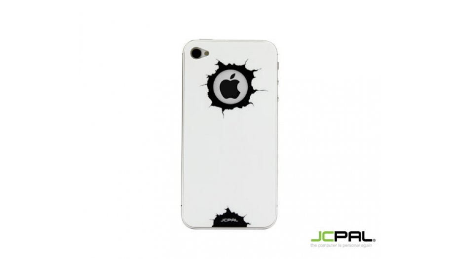iPhone 4/4S - iGuard Soft Touch Skin + Screen Protector iAccessories
