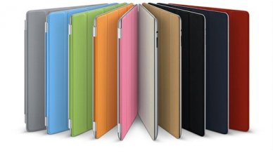 iPad 2/3/4 - Smart Cover - Leather